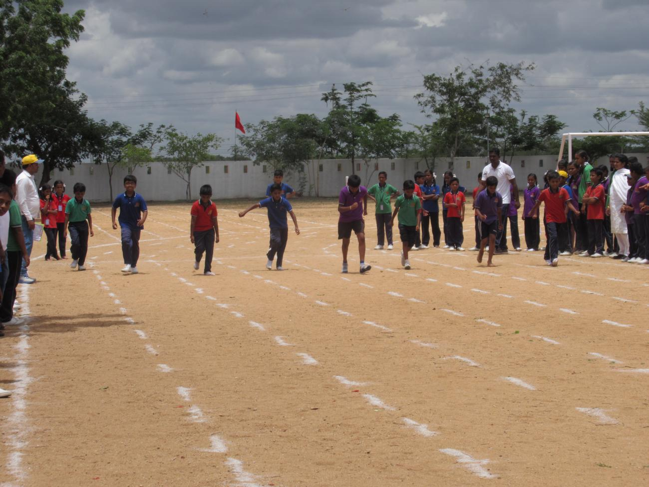 2nd Day of Annual Sports Meet & Prize Distribution